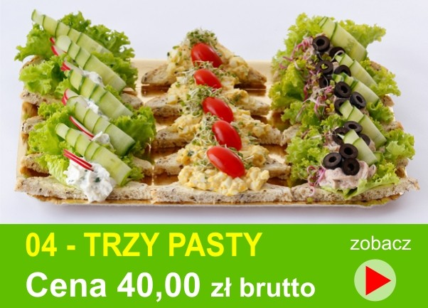 Catering dla firm Namysłów Kępno zestawy 04