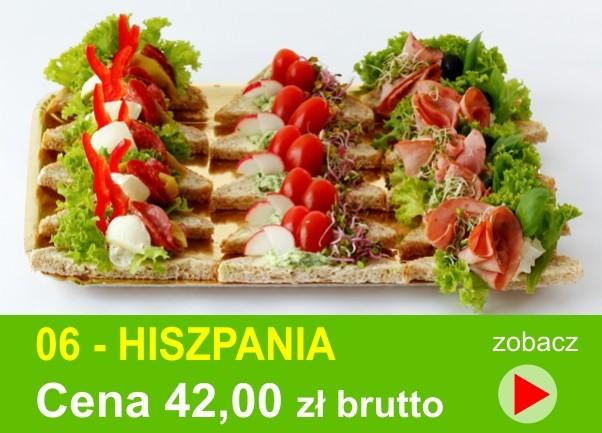 Catering dla firm Namysłów Kępno zestawy 06